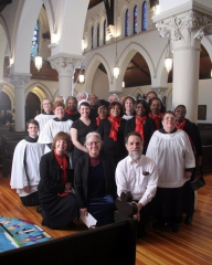 St. Mark\'s Choir and Harmony, Hope & Healing ensemble
